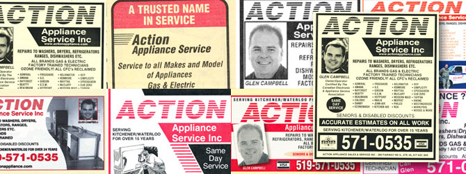 action appliance service is an appliance repair business serving the kitchener waterloo and cambridge areas  we aim to provide all our customers with     action appliance repair service kitchener waterloo  rh   actionappliance com